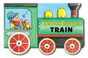 Curious George's Train (Mini Movers Shaped Board Books) CURIOUS GEORGES TRAIN (MINI MO (Curious George Board Books) [ H. A. ..