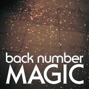 【先着特典】MAGIC (通常盤) (ステッカーシート付き) [ back number ]