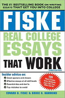 Real college essays that work