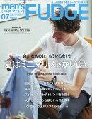 men's FUDGE (��ե��å�) 2016ǯ 07��� [����]