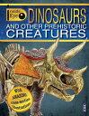 書, 雜誌, 漫畫 - Dinosaurs and Other Prehistoric Creatures DINOSAURS & OTHER PREHISTORIC (Inside Eye) [ Margot Channing ]