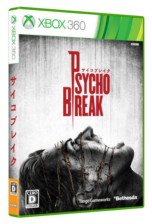 サイコブレイク Xbox360版 【CEROレーティング「Z」】【予約特典:ゴアモードDLC (18歳以上対象)&特製スチールブック&サントラCD】