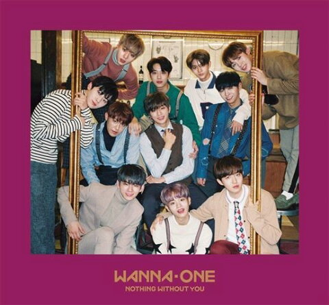 1-1=0 (NOTHING WITHOUT YOU)-JAPAN EDITION- (ONE ver. CD+DVD) [ Wanna One ]