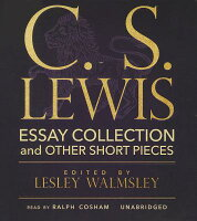 cs lewis essay collection