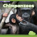 Chimpanzees: A 4D Book CHIMPANZEES (Mammals in the Wild)