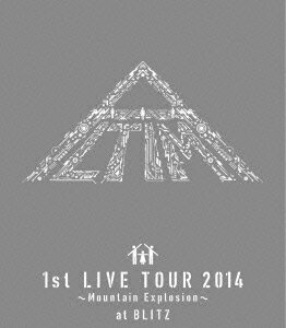 ALTIMA/1st LIVE at BLITZ 2014���Mountain Explosion�����Blu-ray��