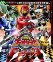 炎神戦隊ゴーオンジャー Blu-ray BOX 1【Blu-ray】 [ 古原靖久 ]