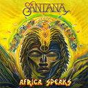 【輸入盤】Africa Speaks [ Santana ]