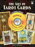 【】The Art of Tarot Cards [With CDROM] [ Alan Weller ]