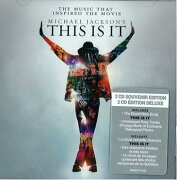 【輸入盤】 MICHAEL JACKSON / THIS IS IT (2CD/JEWEL)