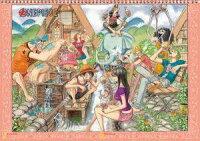 ワンピース,ONEPIECE,コミックカレンダー,2011年版,織田栄一郎