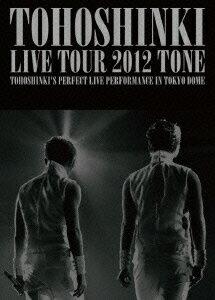 東方神起 LIVE TOUR 2012 TONE [ 東方神起 ]...:book:15891496
