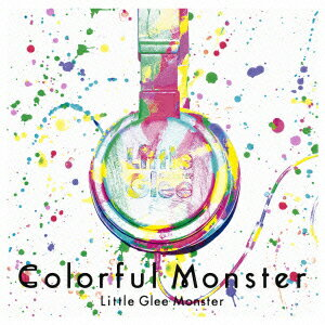 Colorful Monster (通常盤 2CD) [ Little Glee Monster ]