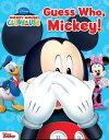 樂天商城 - Disney Mickey Mouse Clubhouse: Guess Who, Mickey! POP UP-DISNEY MICKEY MOUSE CLU (Guess Who?) [ Matt Mitter ]