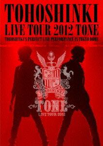 東方神起 LIVE TOUR 2012 TONE [ 東方神起 ]...:book:15891494