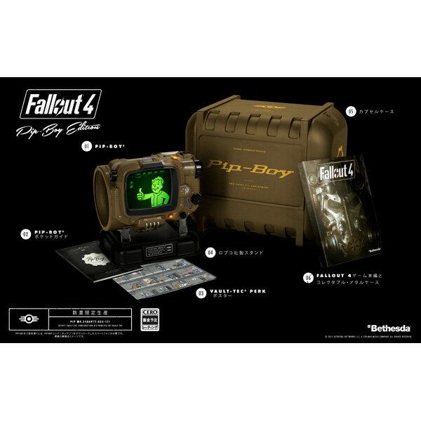 【予約】Fallout 4 Pip-Boyエディション