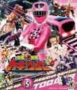 烈車戦隊トッキュウジャー VOL.5【Blu-ray】 [ ...