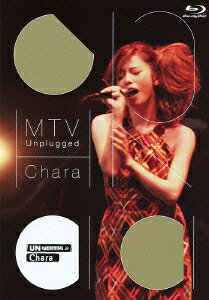MTV Unplugged Chara��Blu-ray��