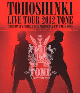 東方神起 LIVE TOUR 2012 TONE【Blu-ray】 [ 東方神起 ]...:book:15891495
