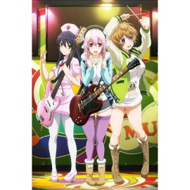 ���˥��� SUPER SONICO THE ANIMATION 6 �ڽ������ǡۡ�Blu-ray��