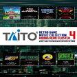 タイトー レトロゲームミュージック コレクション 4 ライディングヒーロー クラスタ(2CD)