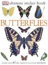樂天商城 - Ultimate Sticker Book: Butterflies: More Than 60 Reusable Full-Color Stickers [With Stickers] STICKER BK-ULTIMATE STICKER BK (DK Ultimate Sticker Books) [ DK ]