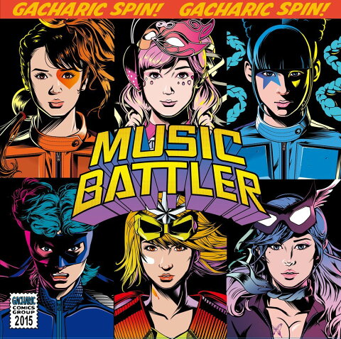 MUSIC BATTLER [ Gacharic Spin ]