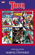 Thor: Official Index to the Marvel Universe 【MARVELCorner】 [ Marvel Comics ]