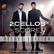 【輸入盤】Score (Deluxe Edition) [ 2CELLOS ]