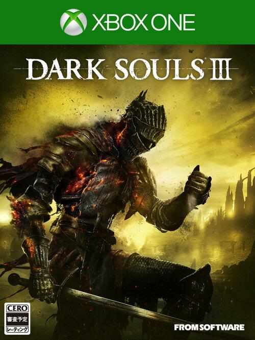 【予約】DARK SOULS III XboxOne版