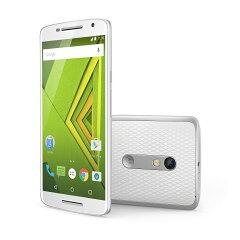 モトローラ Moto X Play ホワイト AP3597AD1J4 (Android / 5.5インチ / 2GB / 16GB / 撥水機能 / 21MPリアカメラ)
