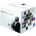 【輸入盤】ショルティッシモ2〜1970年代デッカ録音集(53CD+5DVD) [ オムニバス(管弦楽) ]