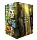 The Maze Runner Series Complete Collection Boxed Set (5-Book) MAZE RUNNER SERIES COMP COLL B (Maze Runner) James Dashner