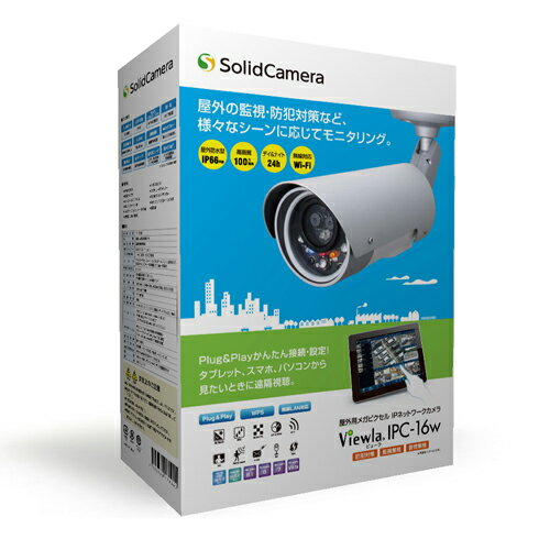 SolidCameraViewlaIPC-16w