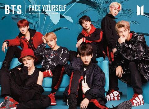 FACE YOURSELF (初回限定盤A CD+Blu-ray) [ BTS(防弾少年団) ]
