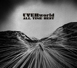 ALL TIME BEST (初回生産限定盤 3CD+DVD) [ UVERworld ]