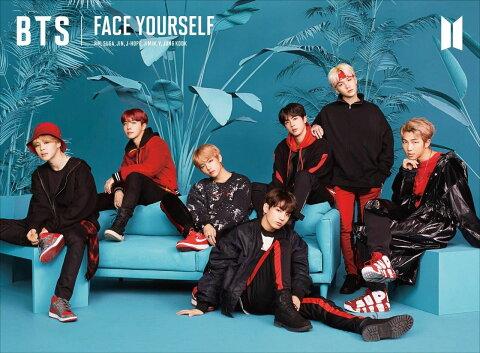 FACE YOURSELF (初回限定盤C CD+フォトブックレット) [ BTS(防弾少年団) ]