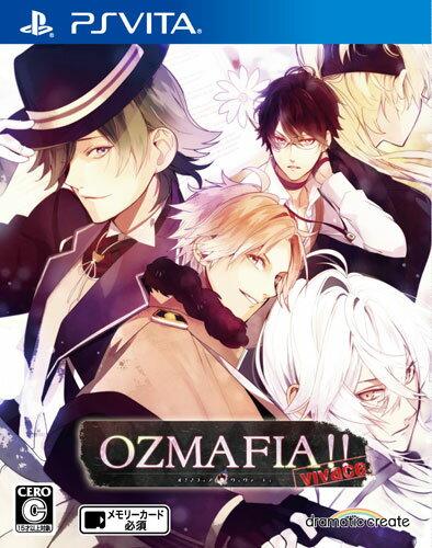 OZMAFIA!! - vivace - 限定版