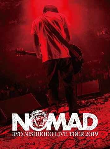 錦戸亮 LIVE TOUR 2019 NOMAD (初回限定盤 2DVD+フォトブック) [ 錦戸亮 ]