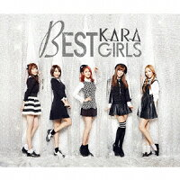 BESTGIRLS(��������A2CD+2DVD+GOODS)[KARA]