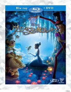 プリンセスと魔法のキス【Blu-ray】 【Disneyzone】 [ アニカ・ノニ・ロー…...:book:13645344