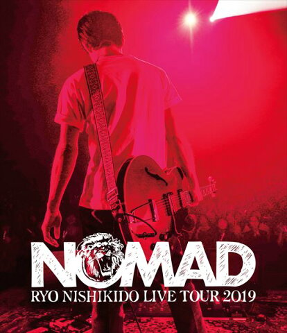 錦戸亮 LIVE TOUR 2019 NOMAD (Blu-ray+CD)【Blu-ray】 [ 錦戸亮 ]