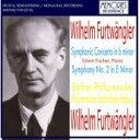 交響曲 - 【輸入盤】交響曲第2番(ハンブルク・フィル1948)、交響的協奏曲(E.フィッシャー、ベルリン・フィル1939) フルトヴェングラー指揮( [ フルトヴェングラー、ヴィルヘルム(1886-1954) ]