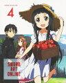 ソードアート・オンライン 4 【完全生産限定版】【Blu-ray】