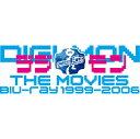 デジモン THE MOVIES Blu-ray 1999-2...