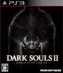 DARK SOULS 2 SCHOLAR OF THE FIRST SIN PS3版