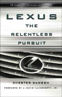 Lexus��_The_Relentless_Pursuit