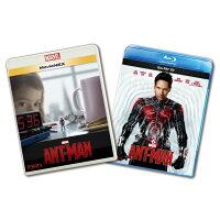 【オンライン予約限定商品】アントマン MovieNEXプラス3D【Blu-ray】