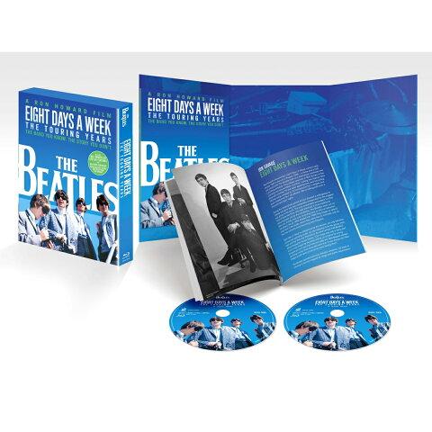 ザ・ビートルズ EIGHT DAYS A WEEK -The Touring Years スペシャル・エディション【Blu-ray】 [ ザ・ビートルズ ]