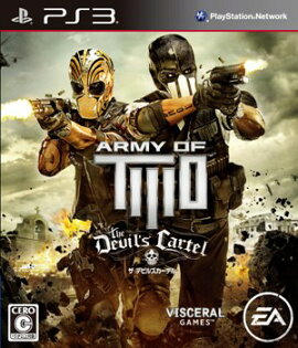 Army of TWO �����ǥӥ륺�����ƥ� PS3��